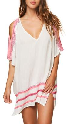 O'Neill Aurora Cold Shoulder Cover-Up Tunic