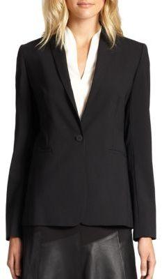 Elie Tahari Darcy Jacket $398 thestylecure.com