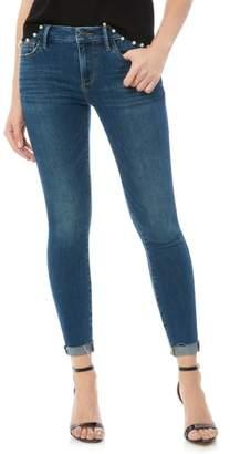 Sam Edelman Sam Edlelman The Kitten Raw Edge Skinny Jeans