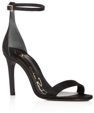 Oscar de la Renta Women's Ankle Strap High-Heel Sandals