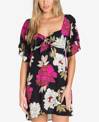 Billabong (ビラボン) - Billabong Juniors' Delicious Day Floral-Print Dress