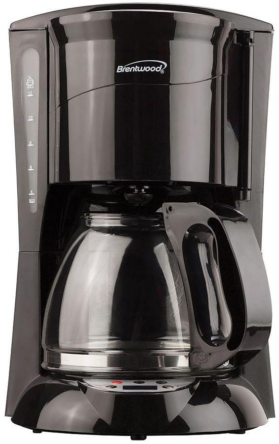 Brentwood 12-Cup Digital Coffee Maker