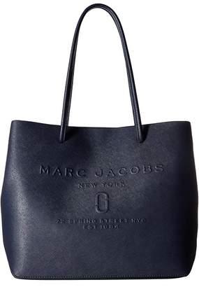 Marc Jacobs Logo Shopper East/West Tote Handbags
