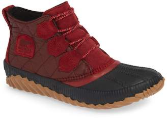 Sorel Out N About Plus Camp Waterproof Bootie