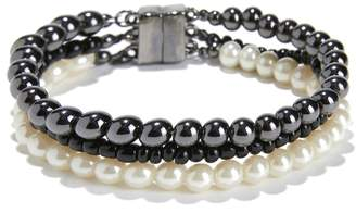 Anne Weyburn Multi-Strand Bracelet