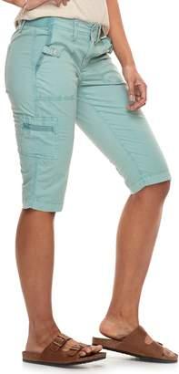 Sonoma Goods For Life Women's SONOMA Goods for Life Ultra Breathable Poplin Skimmer Shorts