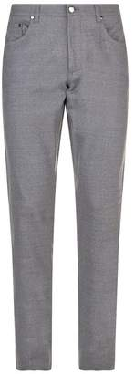 Corneliani Straight Trousers