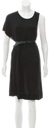 A.L.C. Belted Tank Dress
