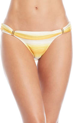Vix Paula Hermanny Golden Bia Tube Bikini Bottom