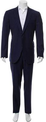 Caruso Wool Two-Piece Suit