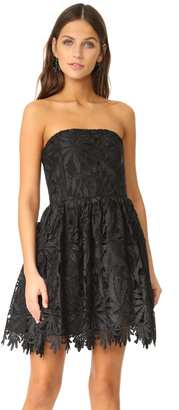 alice + olivia Daisy Party Dress $595 thestylecure.com