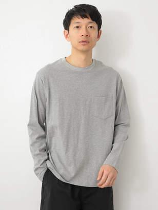 SEVENDAYS SUNDAY (セブンデイズ サンデイ) - SEVENDAYS=SUNDAY mens 無地長袖Tシャツ
