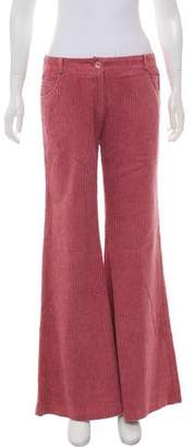 Matthew Williamson Mid-Rise Pants