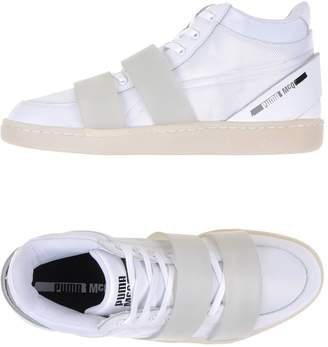 Puma McQ High-tops & sneakers - Item 11006523MA
