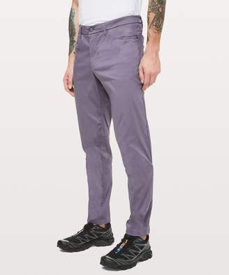 Lululemon ABC Pant Slim *Swift Cotton 34""