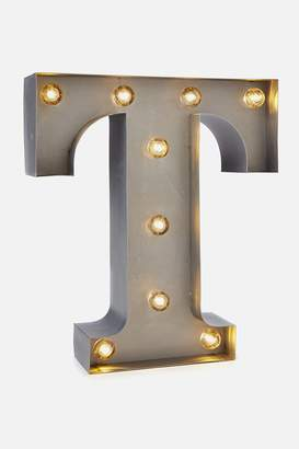 Cotton On Small Marquee Letter Lights 23cm