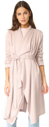 BB Dakota Barkly Trench Coat $155 thestylecure.com