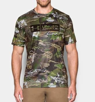 Under Armour Men's UA Camo Tag Shorts Sleeve
