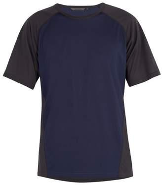Teton Bros - Technical Fabric Short Sleeve T Shirt - Mens - Navy Multi