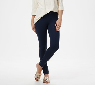 Spanx Ponte Ankle-Length Leggings - Regular