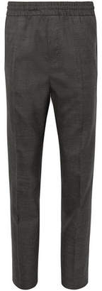 Acne Studios Ryder Mélange Wool Trousers