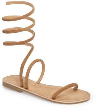 Free People Havana Wraparound Gladiator Sandal
