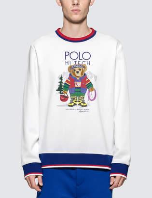 Polo Ralph Lauren Double Knit Tech Sweatshirt