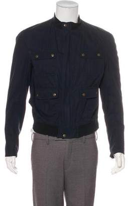 Rag & Bone Multi-Pocket Zip Front Jacket
