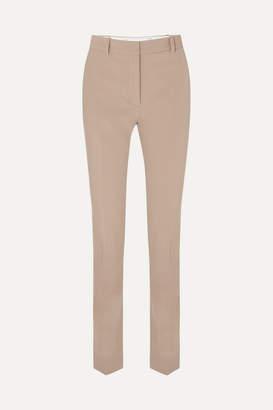 Joseph Zoran Wool-blend Slim-leg Pants - Neutral