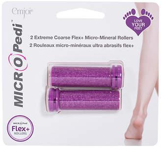 Emjoi MICRO Pedi Extreme Coarse Flex Rollers