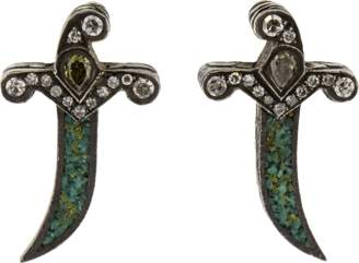 Sevan Biçakci Dagger Stud Earrings
