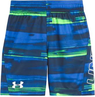 Under Armour Little Boy's Graphic Shorts