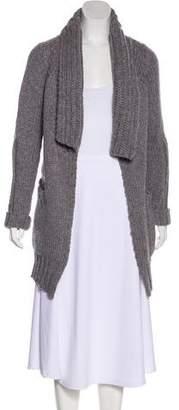 Lutz & Patmos Wool Longline Cardigan