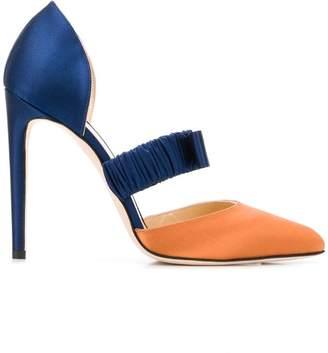 Chloé Gosselin Lily colour-block pumps