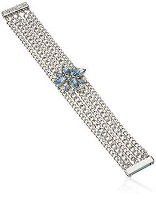 GUESS Women's Chain Link Bracelet with Magnetic Closure