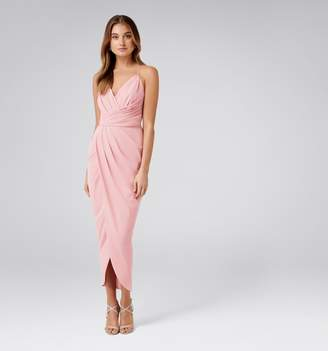 Forever New Charlotte Drape Maxi Dress