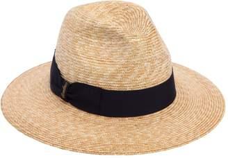 Borsalino Braided Straw Hat