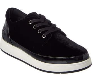 Donald J Pliner Miranda Velvet Sneaker