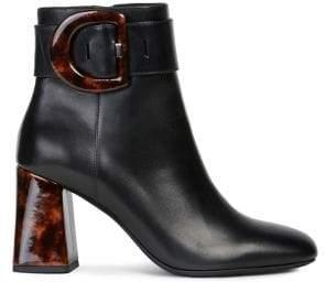 Geox Seyla High 2 Leather Booties