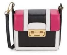 Lanvin Small Lala Leather Crossbody Bag