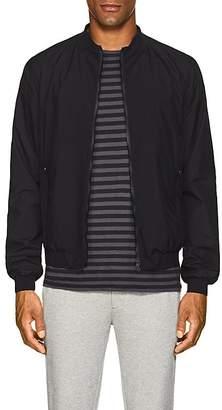 Herno Men's Tech-Poplin Bomber Jacket