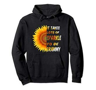 Womens It takes lots of Sparkle to be Grammy Tshirt