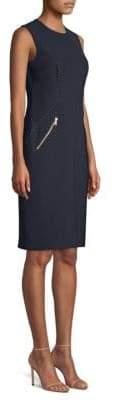 Donna Karan Sleeveless Sheath Dress