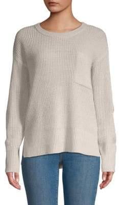 Sanctuary Crewneck High-Low Sweater