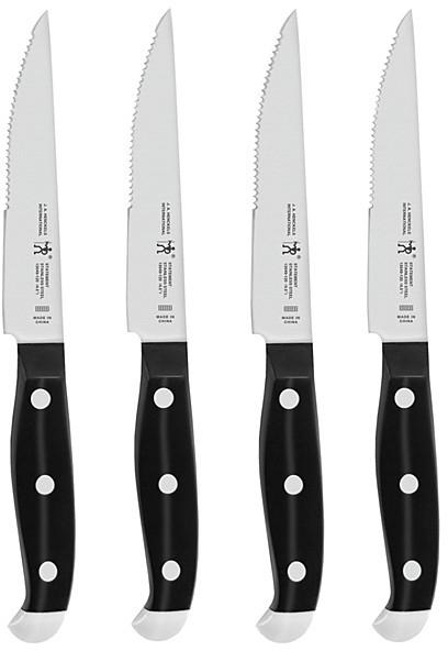 Zwilling J.A. Henckels J.A. Statement 4-Piece Steak Knife Set