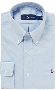 Ralph Lauren Polo Oxford Shirt, Blue