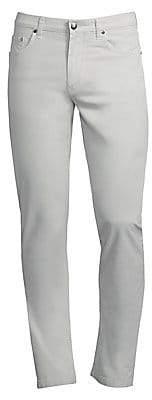 Corneliani Men's Classic Cotton Jeans