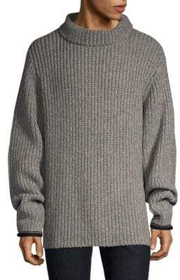 3.1 Phillip Lim Chunky Turtleneck Sweater