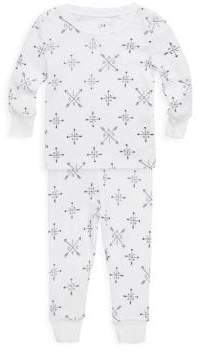 Aden Anais Baby's, Toddler's & Little Girl's Two-Piece Love Pajama Set