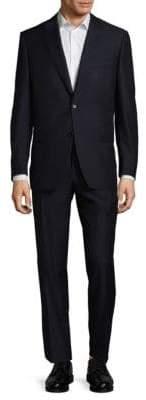 Canali Two-Piece Tonal Stripe Suit